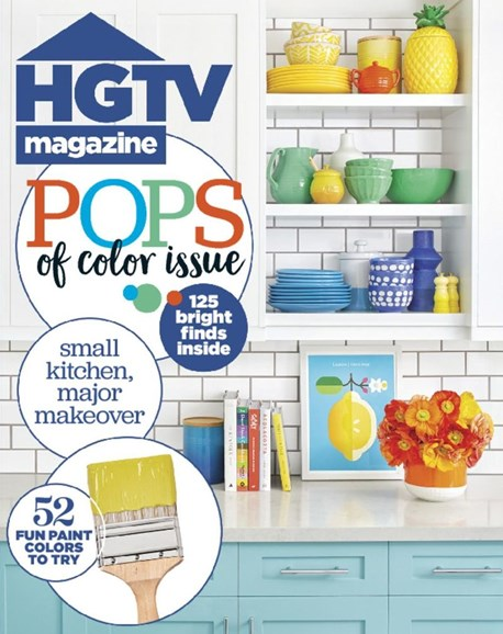 HGTV Cover - 5/1/2017
