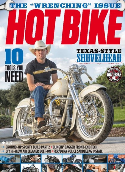 Hot Bike Cover - 5/1/2017
