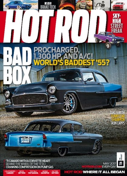 Hot Rod Cover - 5/1/2017