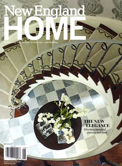 New England Home Cover - 5/1/2017