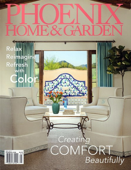 Phoenix Home & Garden Cover - 5/1/2017