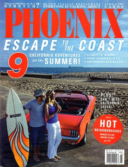 Phoenix Magazine Cover - 5/1/2017
