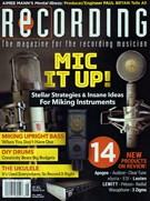 Recording Magazine 5/1/2017