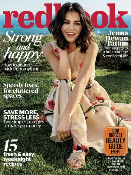 Redbook Cover - 5/1/2017