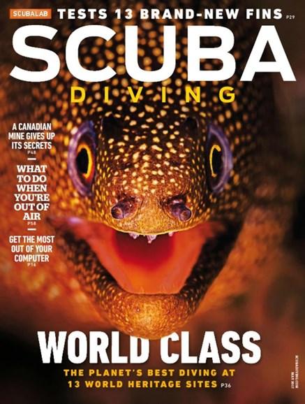 Scuba Diving Cover - 5/1/2017