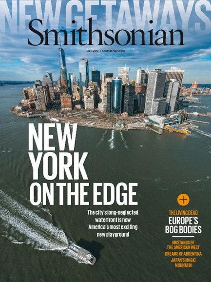 Smithsonian Cover - 5/1/2017
