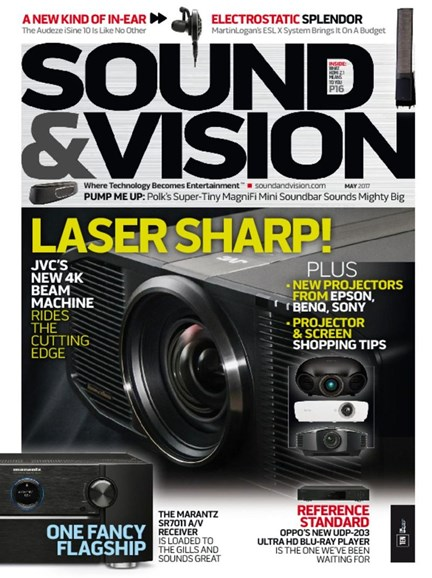 Sound & Vision Cover - 5/1/2017