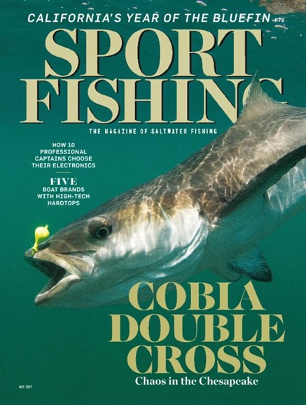 Sport Fishing Cover - 5/1/2017