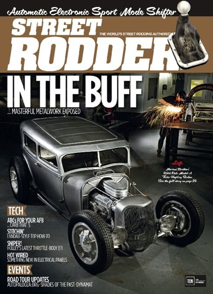 Street Rodder Cover - 5/1/2017