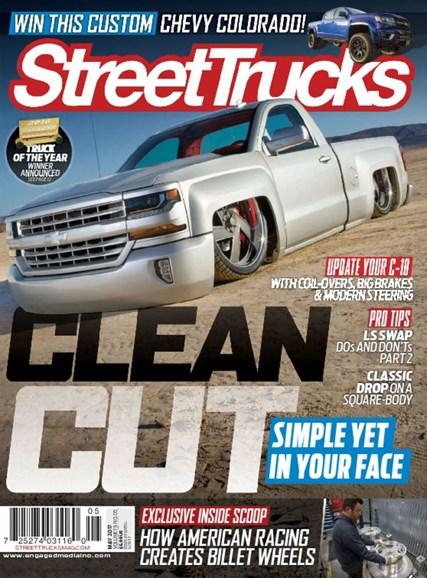 Street Trucks Cover - 5/1/2017
