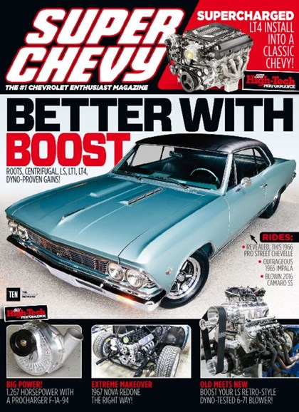 Super Chevy Cover - 5/1/2017