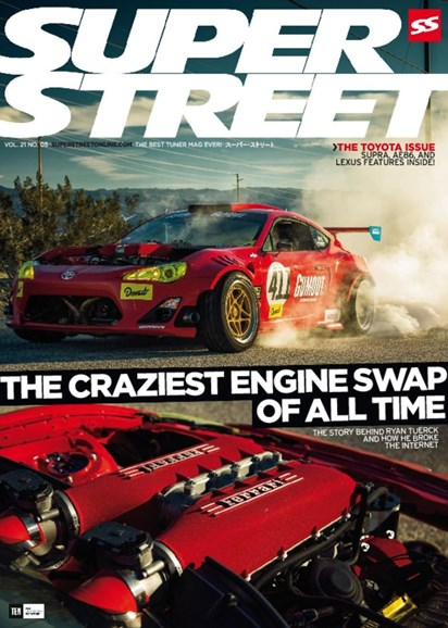 Super Street Cover - 5/1/2017