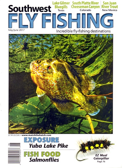 Southwest Fly Fishing Cover - 5/1/2017