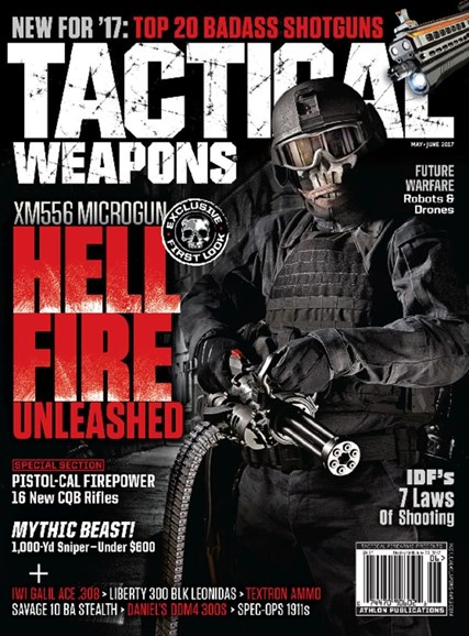 Tactical Life Cover - 5/1/2017