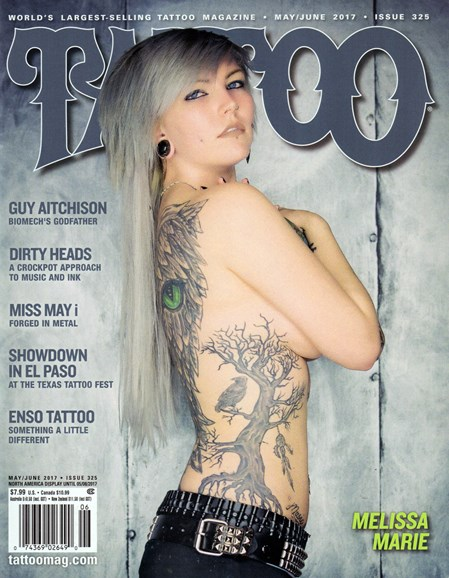 Tattoo Cover - 5/1/2017