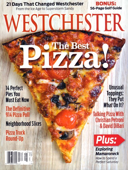 Westchester Magazine Cover - 5/1/2017