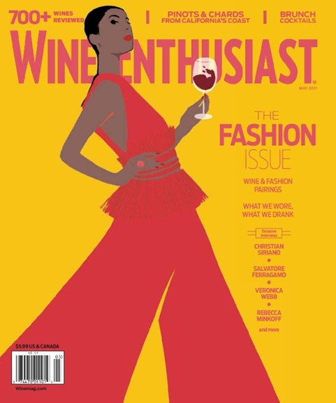 Wine Enthusiast Cover - 5/1/2017