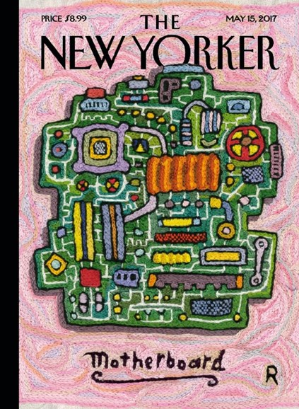The New Yorker Cover - 5/15/2017