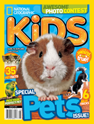 National Geographic Kids Magazine 8/1/2015