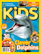 National Geographic Kids Magazine 6/1/2015