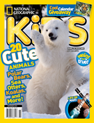 National Geographic Kids Magazine 11/1/2015