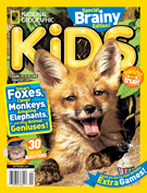 National Geographic Kids Magazine 9/1/2015