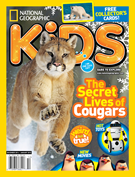 National Geographic Kids Magazine 12/1/2014