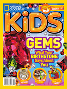 National Geographic Kids Magazine 2/1/2014