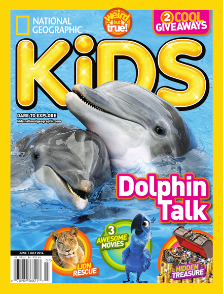 National Geographic Kids Cover - 6/1/2014