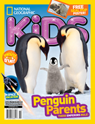 National Geographic Kids Magazine 11/1/2014