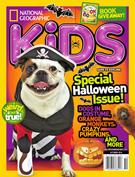 National Geographic Kids Magazine 10/1/2014