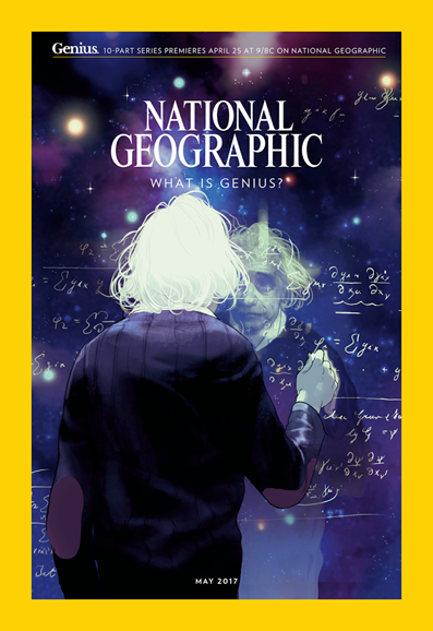 National Geographic Cover - 5/1/2017