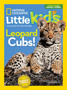 National Geographic Little Kids Magazine 9/1/2016