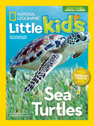 National Geographic Little Kids Magazine 7/1/2016