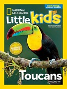 National Geographic Little Kids Magazine 3/1/2016