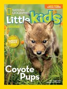 National Geographic Little Kids Magazine 7/1/2015