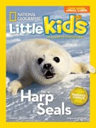 National Geographic Little Kids Magazine 11/1/2015