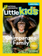 National Geographic Little Kids Magazine 9/1/2015