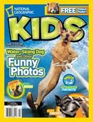 National Geographic Kids Magazine 4/1/2013