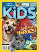 National Geographic Kids Magazine 8/1/2013