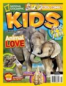 National Geographic Kids Magazine 2/1/2013
