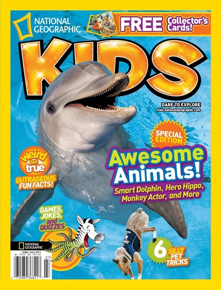 National Geographic Kids Cover - 6/1/2013