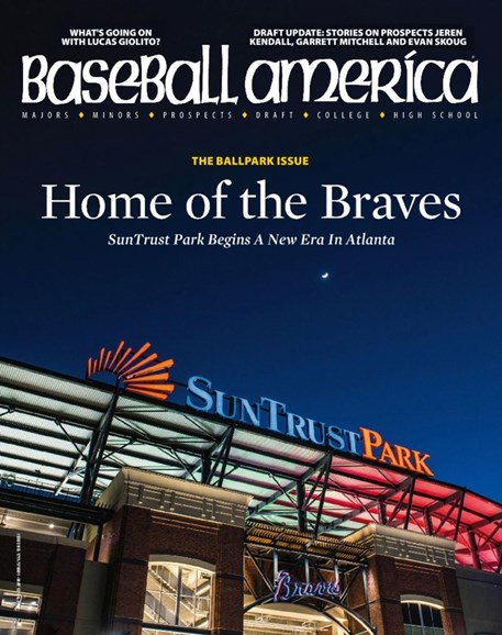 Baseball America Cover - 5/12/2017