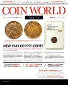 Coin World Magazine 5/22/2017
