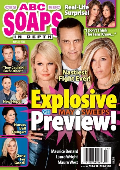 ABC Soaps In Depth Cover - 5/22/2017