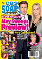 CBS Soaps In Depth 5/15/2017