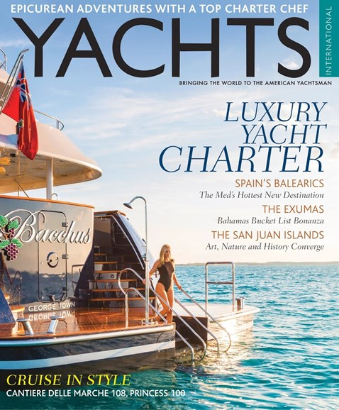 Yachts International Cover - 4/1/2017