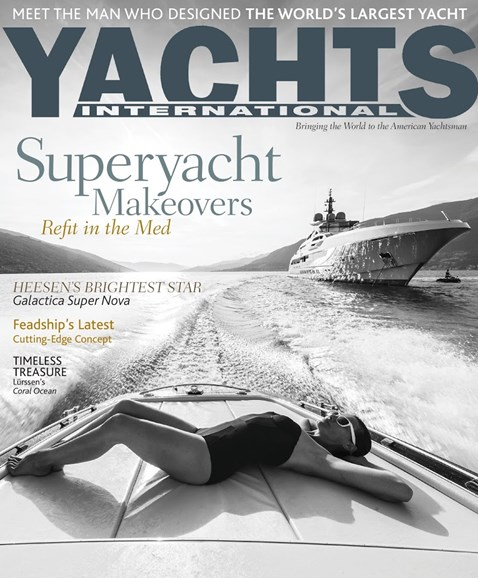 Yachts International Cover - 1/1/2017