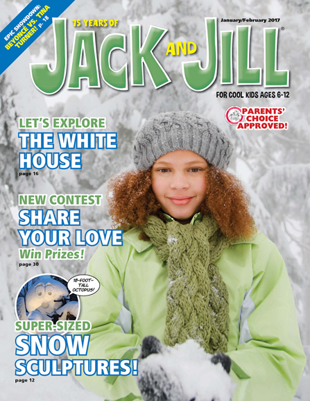 Jack And Jill Cover - 1/1/2017