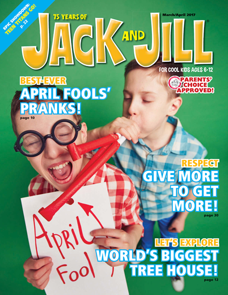 Jack And Jill Cover - 3/1/2017
